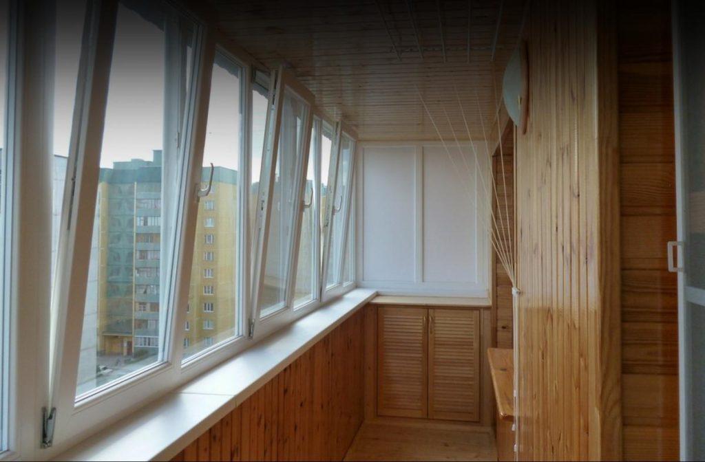 Балкон под ключ со скидкой и гарантией